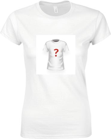 ea7c453d9a0f Dámske tričko Gildan s možnosťou potlače